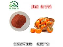 柿子粉厂家供应柿子提取物 磨盘柿子浓缩汁粉原料价格