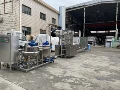 GD80软糖浇注生产线设备