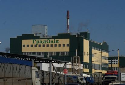 乌克兰葵花籽油厂 GradOil