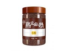 福来康泰棕色熟亚麻籽纯胡麻子仁500g