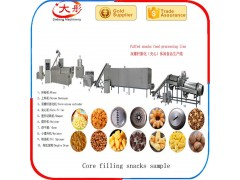 营养麦圈加工生产线