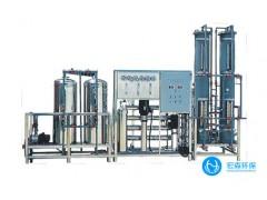 上海中小型全自动超纯水设备装置/设施运行维护_宏森环保厂家