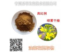 油菜花提取物 供应油菜花粉提取液 胡菜浓缩粉30:1加工批发