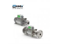 德国COAX气动阀有代理证书-大连力迪