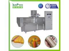 大米吸管生产线 大米吸管生产机械