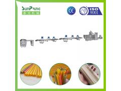大米吸管生产线 大米加工机械