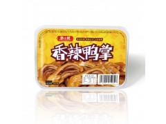 郭小鲜 香辣鸭掌 150g/盒