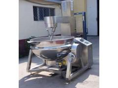 高粘度行星搅拌夹层锅专业生产厂家