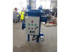 多功能全程综合水处理器工艺流程
