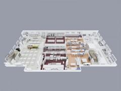 中央厨房设计规划 整个中央厨房设备 中央厨房方案