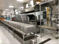 中央厨房优势 设计功能齐全中央厨房 中央厨房特点