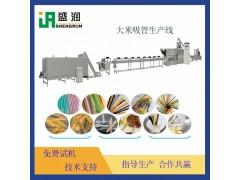 彩色吸管设备生产线  可食用吸管加工设备厂家环保吸管生产线