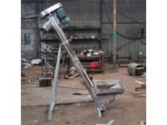 304不锈钢螺杆提升机 管式螺旋上料机