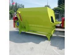 养鹿厂饲料搅拌机 双轴单轴混料机 TMR搅草机