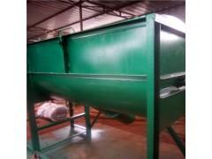 卧式饲料搅拌机  干料湿料均可搅拌的混料机