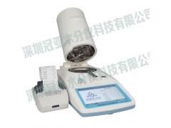 肉类水分检测仪操作手册及测试原理