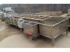 中央厨房净菜生产线