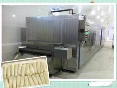 农副产品速冻机厂家