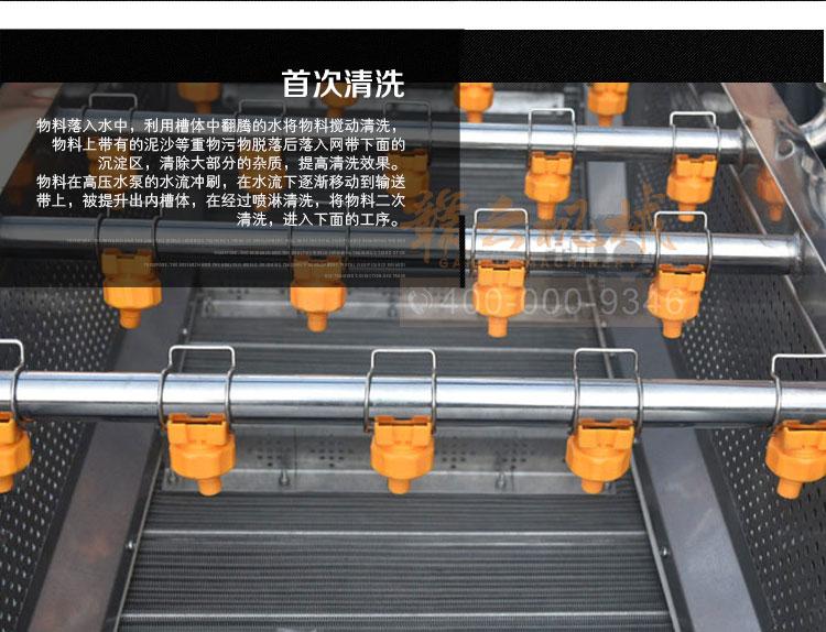 梅干菜清洗的机器