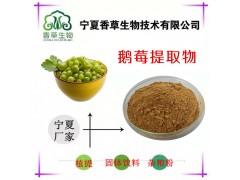 鹅莓提取物 鹅莓粉供应 水溶性鹅莓浓缩汁粉 醋栗粉批发