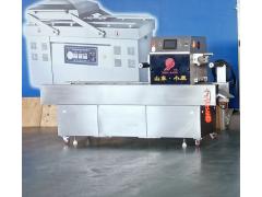 连续式封盒包装机流水线 全自动盒式气调包装机