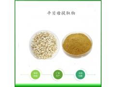 平贝母提取物1公斤起订生产厂家长期供应