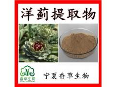 洋蓟提取物10:1洋蓟粉速溶粉香草生物洋蓟提取液浸膏